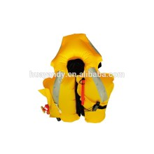 Made in China special discount swimming inflatable life jacket s