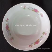 tazones de sopa de porcelana al por mayor