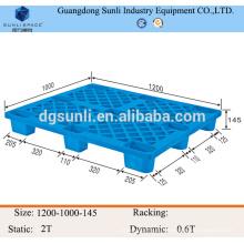 Оптовые продажи свет долг 9 футов HDPE Пластиковые поддоны