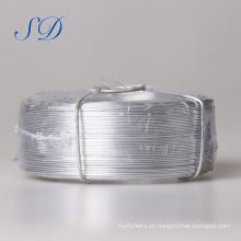 Cable galvanizado de calibre 12 de alta calidad Anping