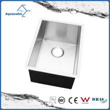 Fregadero moderno de la cocina del acero inoxidable del diseño (ACS3845S)