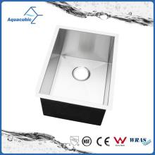 Современный дизайн из нержавеющей стали Кухонная раковина (ACS3845S)