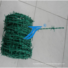 PVC Coated Concertina Razor Wire