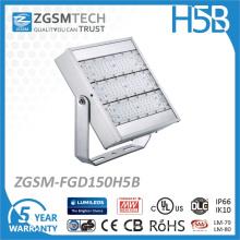 La vente chaude 150W obscurcissant des lumières d'inondation de stade de LED avec IP66