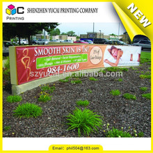 Good quality PVC printing hot laminated outdoor banner and outdoor and indoor printing banner