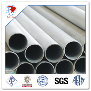 SCH20 316L seamless stainless steel pipe