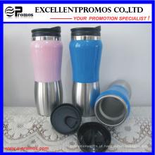 Aço inoxidável alta quantidade Custom Car Travel Mug (EP-MB1030)