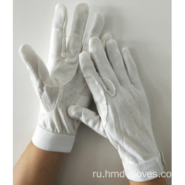 Cheap+White+Double+Knitted+Cotton+Gloves