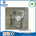 metal formed nin fold close profile for control cabinet