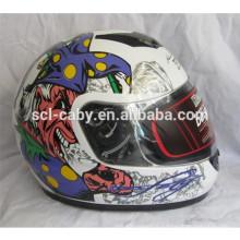SCL-2013100482 New designs german motorcycle helmet decals