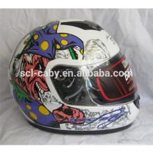 SCL-2013100482 Новые дизайнерские немецкие наклейки для мотоциклетных шлемов