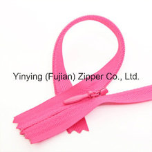 Yyc 3# Invisible Fancy Zipper Nylon Zipper for Dress