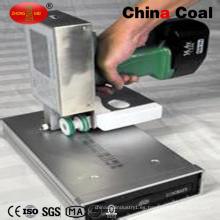 Impresora de inyección de tinta portátil industrial del código de lote