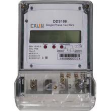 Низкозатратный однофазный ЖК-монитор с электрическим счетчиком электроэнергии