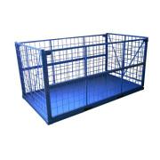 rafforzare la gabbia metallica con adesivo