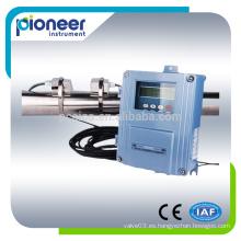 TDS-100F medidor de flujo ultrasónico fijo separado
