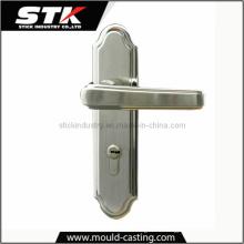 Дверная ручка из цинкового сплава методом литья под давлением (STK-14-Z0036)