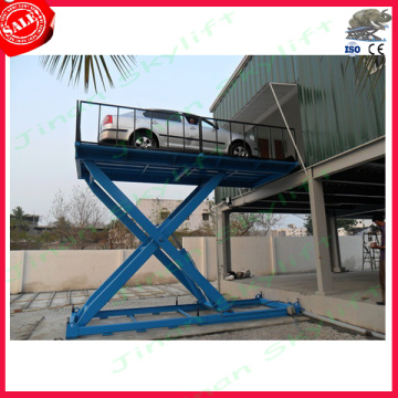 Scissor Automatic safety lock Car Lift