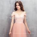 2017 розовый цвет одно плечо вечернее платье-линии этаж длина свадебное платье цена