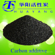 Teneur en carbone 90% Teneur en soufre 0,28% additif de noir de carbone
