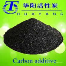 Содержание углерода 90% содержанием серы 0.28% черный добавка углерода