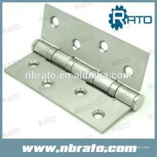 Dobradiça de porta de rolamento de esferas de aço inoxidável RH-102
