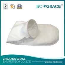 Filtro de líquido de alta calidad PP Bolsa de filtro de tela
