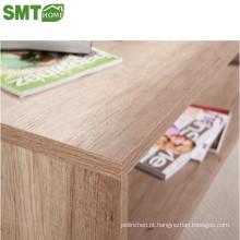 2018 nova mesa de café moderna mesa de centro de madeira sala de estar