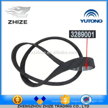 Bus part 8PK*1612.9 9405-00726 Engine Belt for Yutong ZK6930H