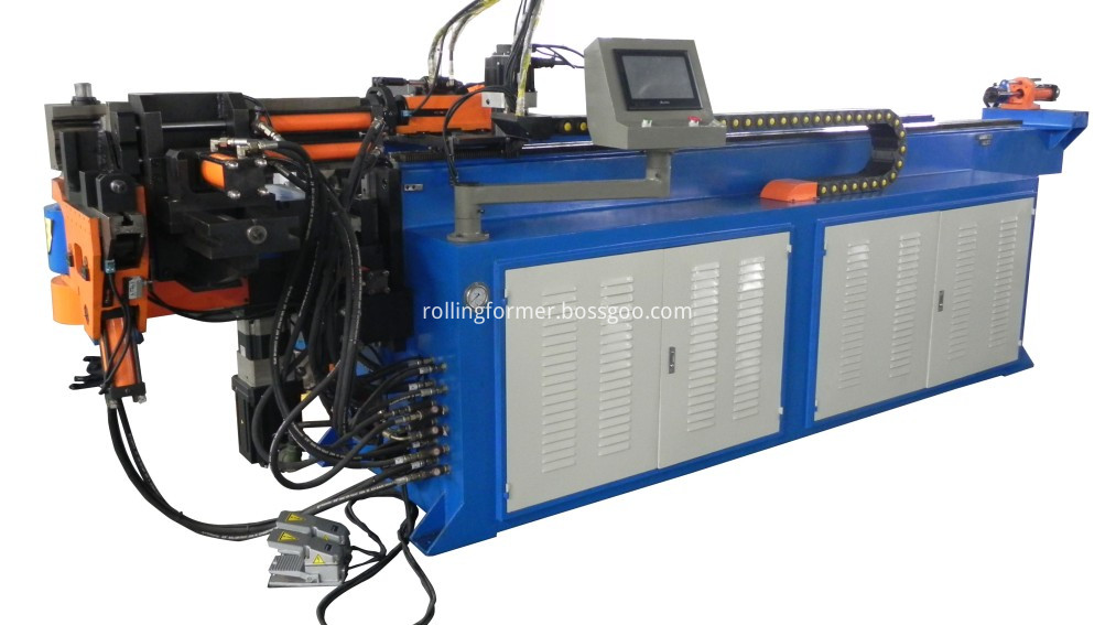 tube bending machine 6