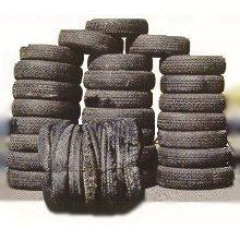 Used Tyre Package High Tensile Steel Baling Wire