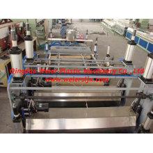 Plastic machine WPC board hot stamping machine