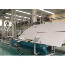 Máquina de dobra e corte de alumínio