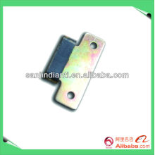 TOSHIBA elevator door slider, door slider for glass, elevator door slider