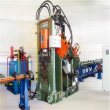 Máquina de perfuração de ângulo CNC para torre de aço