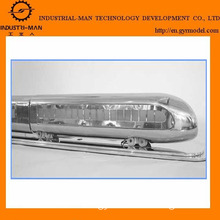 CNC Aluminum Prototyping Service, CNC Prototyping Service, Mini Assemable Part Machining