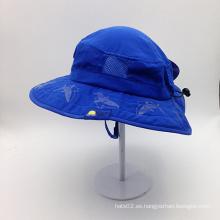 De Buena Calidad Los niños de moda Casual Bucket Cap (ACEK0124)