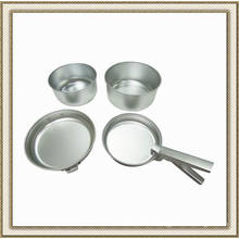 Camping Cookware Set, Outdoor Aluminum Cookware Set