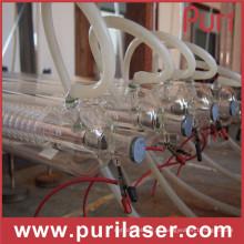 Cabeça de Laser Movível 200W CO2 Tubo de Laser Refill Empresa