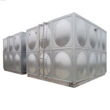 ISO Approved Welded Stainless Tank Container Water Tank with High Capacity