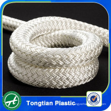 colored braided nylon rope