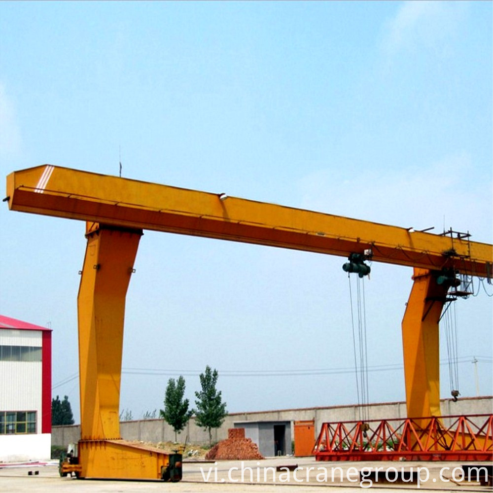 L-type Single Girder Gantry Crane