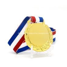 Professionelle benutzerdefinierte Großhandel billige Metall Blank Medaille