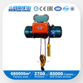 Kuangshan Brand Wire Rope Electric Hoist for Sale