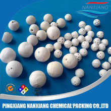 Porous Alumina Ceramic Ball for support media