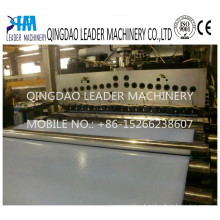 0.65g/cm3 PP Plastic Chemical Foam Board Extruding Machine