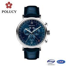 Высокое качество Многофункциональный хронограф часы для мужчин