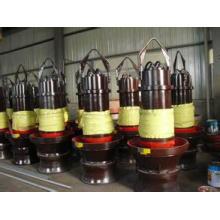 Bomba de agua de riego sumergible de gran capacidad flujo Axial alta eficiencia