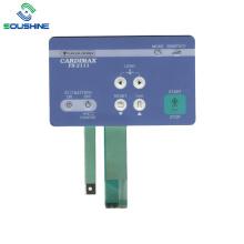 CardiMax FX-2111 Elektrokardiograph-Membranschalter