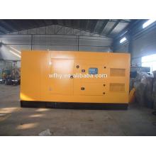 500KVA leiser Generator Angetrieben durch Wudong Maschine